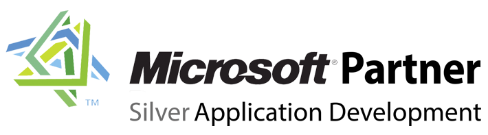 Microsoft Partner * Silver Application Development - logo